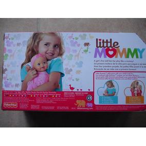 Muñeca Little Mommy Bebé Recién Nacida