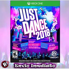 Just Dance 2018 - Xbox One - Mídia Digital - Modo Offline