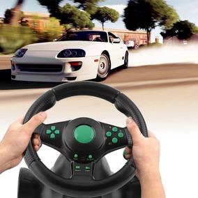 Volante Xbox 360 , Marcha , Pedal , Ps3 E Ps2 , Pc