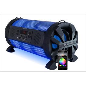 Caixa Som Bluetooth Bazuka Xb650 Polyvox 120w Fm Usb