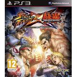Street Fighter X Tekken | Ps3 Digital