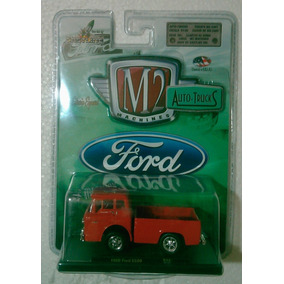 M2 Machines Auto Trucks 1960 Ford C600 2015 1/64 R34