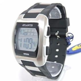 2db3fd81e3d Relógio Atlantis Esportivo Masculino - Relógios De Pulso no Mercado ...