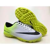 Chuteira Society Nike Mercurial Vortex E Superf2 Costurada