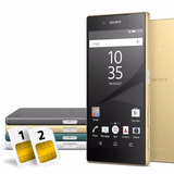 Sony Z5 Dual Sim 23mp 5.2 3g 4g 3gb Ram Qualcomm 8 Nucleos