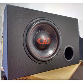 Caixa Subwoofer Dd Audio 12 300wrms 4ohm Tp Questo Nar F