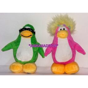 Peluche Club Penguin Original Disney20cm Alto En Agranaditos