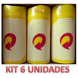 Kit 6 Porta Garrafa Cerveja Cervegela Litrão Skol -imbatível