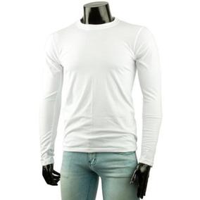 Camiseta Masculina Manga Longa Comprida Lisa Atacado Barato