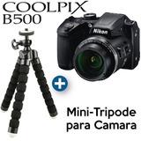 Nikon Coolpix B500 + 1 Año Garantia Oficial + Curso Gratis