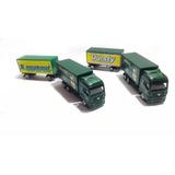 Caminhões Man Romeu E Julieta Dursty Ho1:87 Grell 005
