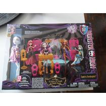 Monster High - 13 Wishes Festa Quarto Com Boneca - Mattel