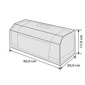 Capa Para Impressora Hp Deskjet 3820 1020 P1005 P1102