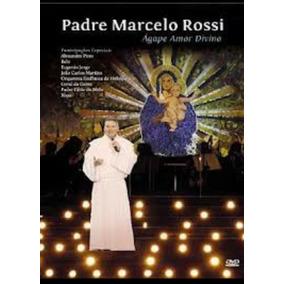 Dvd Padre Marcelo Rossi- Ágape Do Amor Divino