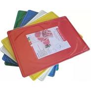 Tabla P/ Picar - Tabla De Corte P/ Servir En Colores 30x40