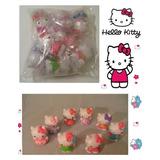 Adornos Para Torta Y Juguetes De Hello Kitty
