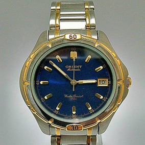 a0c94a42562 Relógio Orient Automático Mostrador Branco - Relógios De Pulso no ...