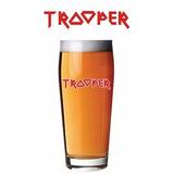Copo Pint Cerveja Iron Maiden Trooper Oficial - 500ml