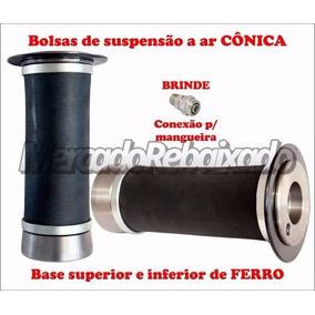 Bolsa De Ar Conica 8mm Kit Suspensao A Ar Traseira Chevette
