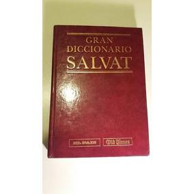 Gran Diccionario Salvat 3 Tomos Enciclopedia Subasta C232701