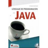 Informática Lenguaje De Programacion Con Java Inc Cd Autor: