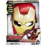 Máscara Eletrônica Iron Man 3 Hasbro