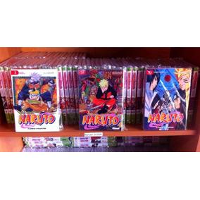 Manga Naruto, Editorial Planeta (españa)