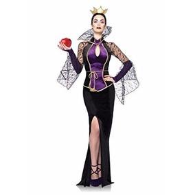 Disfraz Mujer Evil Queen Adulto Reina Malvada Blanca Nieves