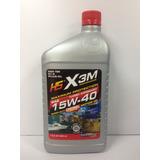 Aceite De Motor 15w 40 1 Litros Mineral H5 X 3m Sp