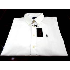 Camisa Social Ralph Lauren Branca Masculina - Frete Grátis