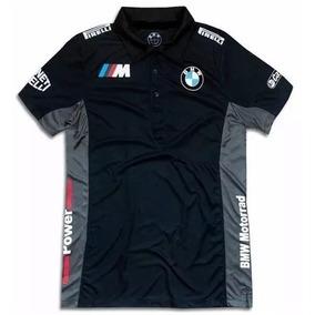 a1fb0201e1 Camisa Camiseta Polo Bmw Formula 1 F1 Promoção