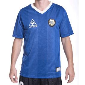 Camiseta Le Coq Sportif Recambio Argentina 86- Aniv Hombres