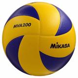 Pelota Balón Oficial De Voley Mikasa Mva200 Original Fivb