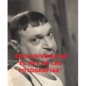Foto Original Del Gran Cómico Argentino José Marrone Ref. 2