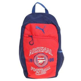 Original ! Mochila Backpack De Los Gunners. Puma Arsenal