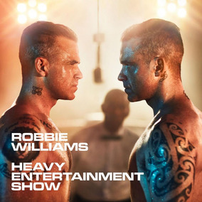 Cd Robbie Williams - The Heavy Entertainment Show