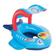 Bestway Bote Silla Pez O Tiburon Con Techo Volante Jeg 34108