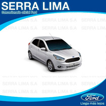 Ford Ka 2017 Se 1,5 Nuevo 5p Contado En Stock Serra Lima