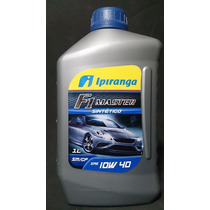 Óleo Do Motor F1 Master 10w40 100% Sintético Ipiranga