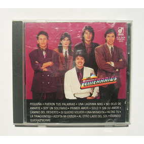 Los Temerarios 15 Super Exitos Vol. 2, Cd Mexicano 1993