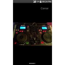 Cajones Cerwin Vega, Power Y Cd Play