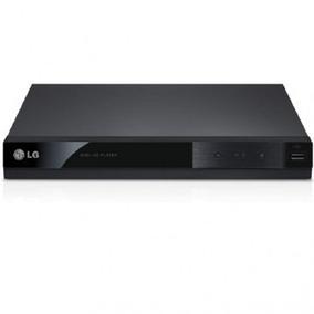 Aparelho Dvd Player Lg Dp122 Entrada Usb Divx - Bivolt