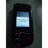 Celular Nokia 2220s Tim Sem Carregador Funcionado N218