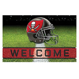 Fanmats 19962 Team Color Crumb Rubber Tampa Bay Buccaneers T