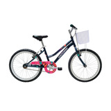 Bicicleta Oxford Beauty Aro 20 Negro 1v