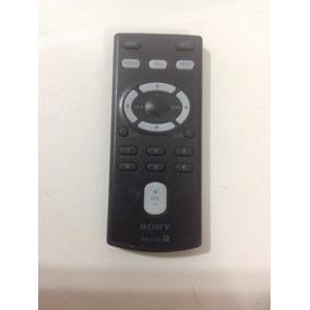 Controle Remoto Sony Rm-x151 Automotivo Funcionando Normal