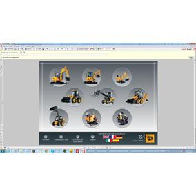 Jcb Diagramas Partes Y Refacciones Maquinaria Pesada