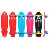 Skate Infantil Criança 66,5x18cm Radical Brinquedos 60kg