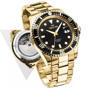 Relógios Technos Masculinos Automáticos - Relógio Technos Masculino ... 2e32b06225