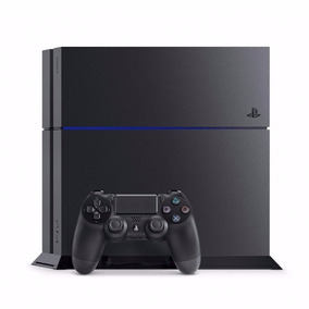 Playstation 4 Ps4 Fat Usado Original Sony + Manete + Cabos